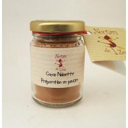 poudre de cacao artisanale naturelle Fabriqué en aveyron